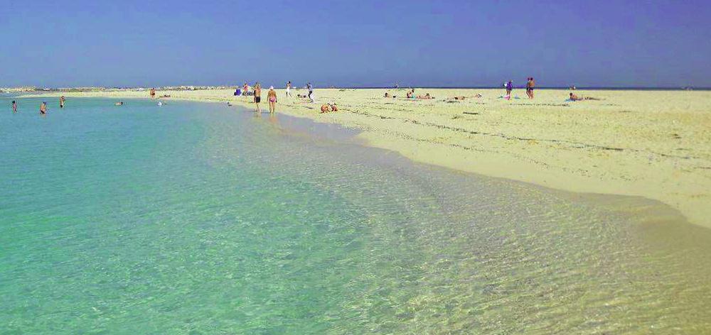 Super Utopia sea trip to island from Hurghada