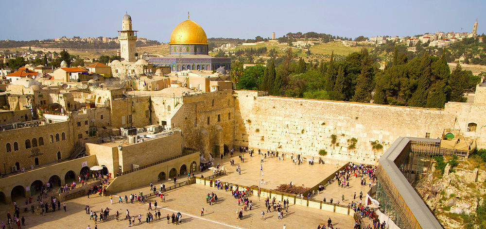 Visit Jerusalem and other places of Israel from Hurghada - 1 day trip with flight