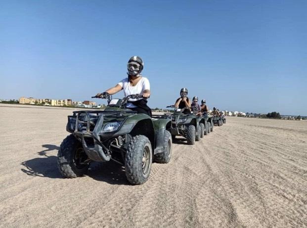 Moto Safari 5 hours from Hurghada