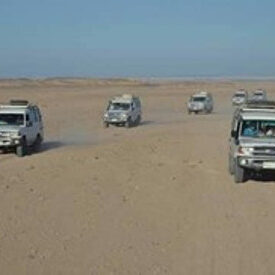 Jeep Safari from Hurghada