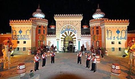 Show 1001 Nights in Hurghada
