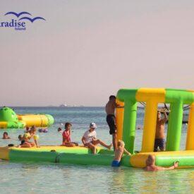 Paradise Island from Hurghada