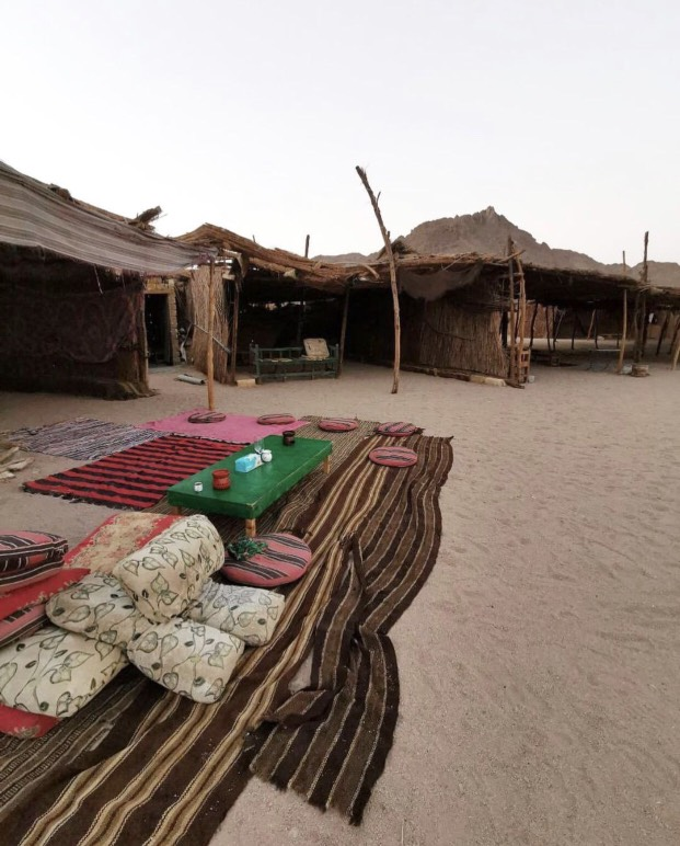 Moto Safari 3 hours from Hurghada