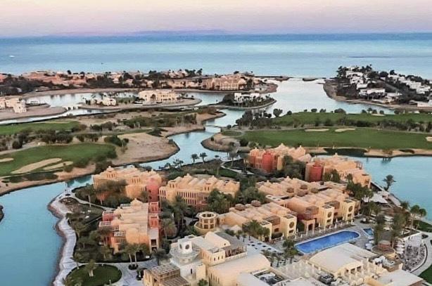 Egyptian Venice (El Gouna) from Hurghada