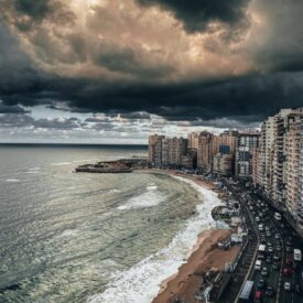 Alexandria from Hurghada