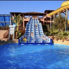 Jungle Aqua Park from any hotel of Hurghada