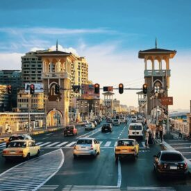 Cairo and Alexandria from Hurghada