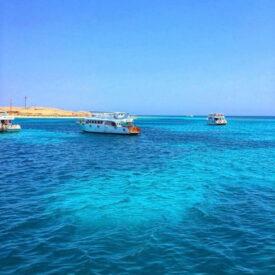 Giftun Island from Hurghada