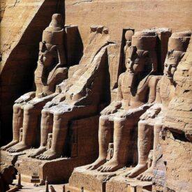 Abu Simbel from Hurghada