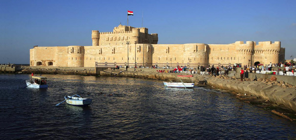 Visit Alexandria from Hurghada with individual tour - 2 days trip