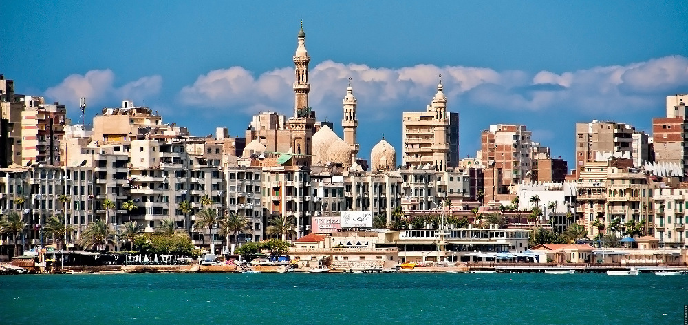 Trip to Cairo and Alexandria from Hurghada - 2 days travel