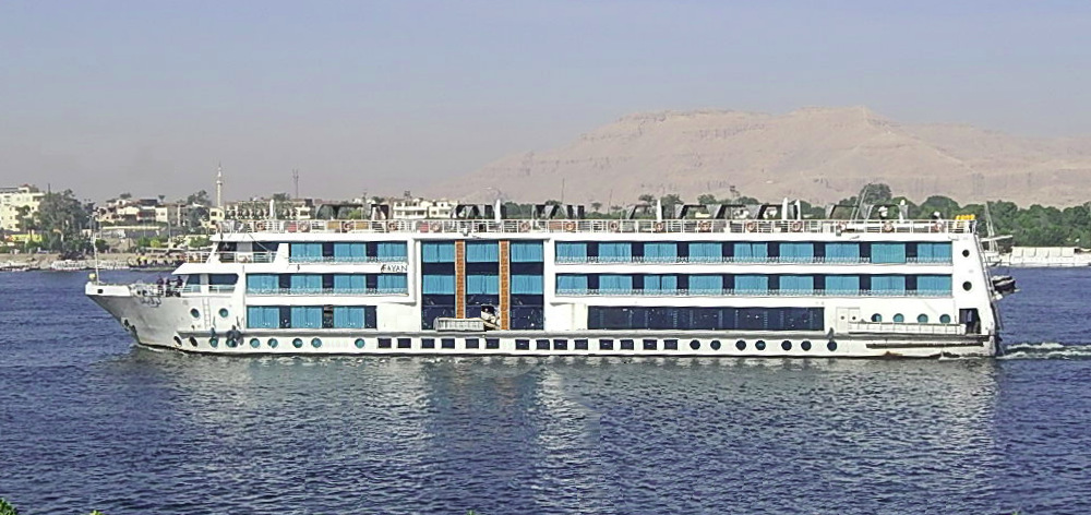 Nile Cruise with transfer from Hurghada