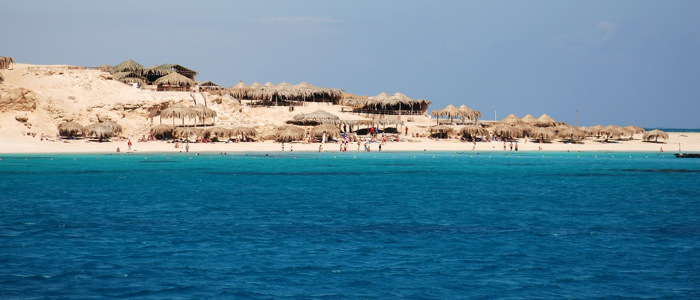 Sea trips from Hurghada