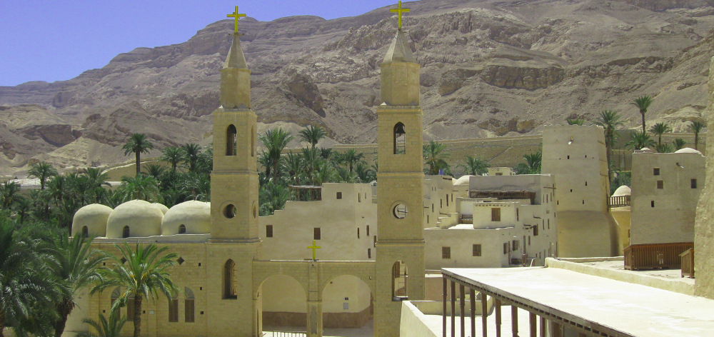 Visit Monastries of St.Anthony and St.Paul from Hurghada